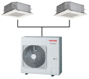 Sähkökuva 2x RAV-RM561xx-E | RAV-GM1101AT8P-E