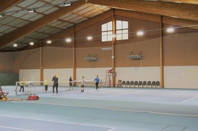 Salon Tennishalli