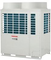 Toshiba VRF (SMMS-e)
